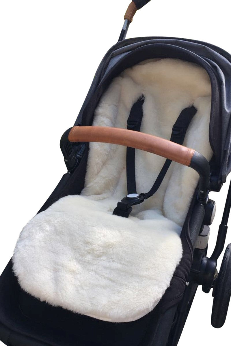 Australian Wool Pram Liner <br>(Cover only)