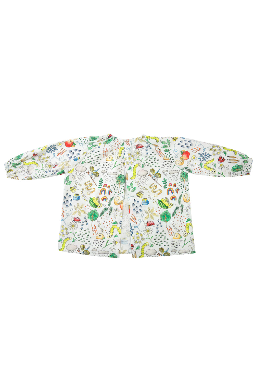 Little Creatures Art Smock