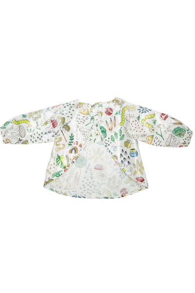 Little Creatures Long Sleeve Smock