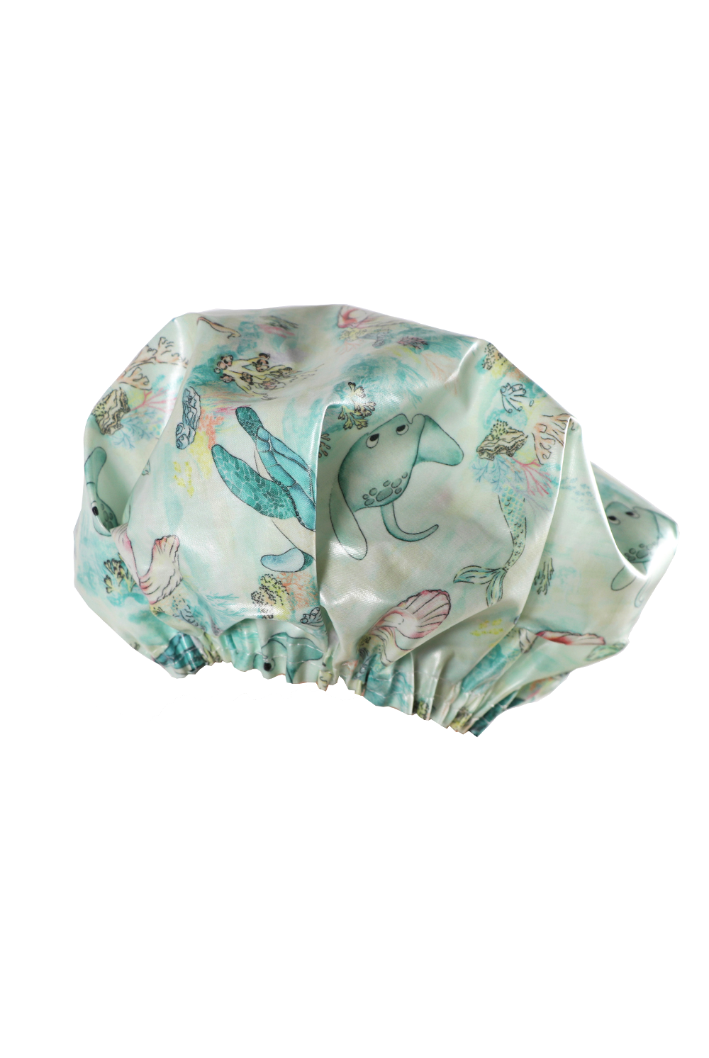 Lady Elliot Island Shower Cap