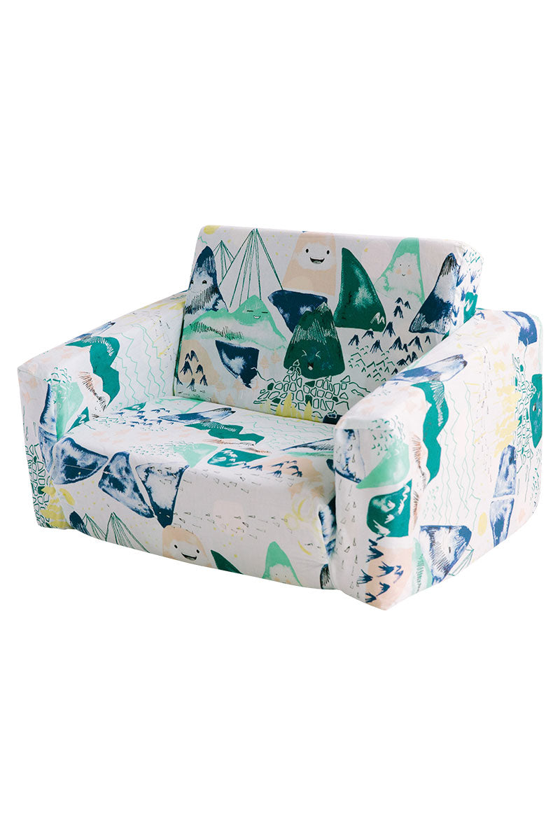 Blue Mountains Toddler Couch Cover - Marmalade Lion