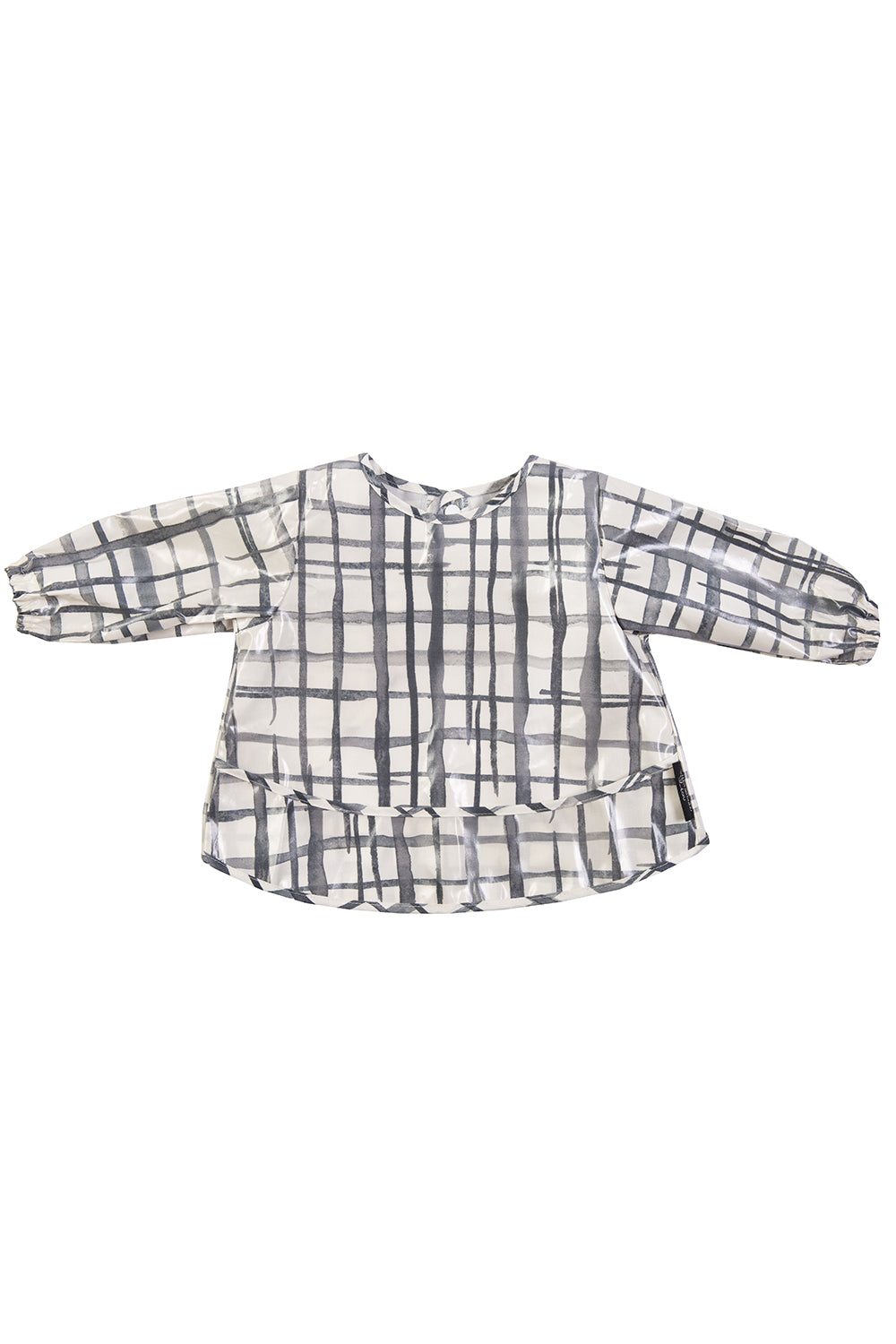 Swedish Check Long Sleeve Smock (Pre-Order Only)