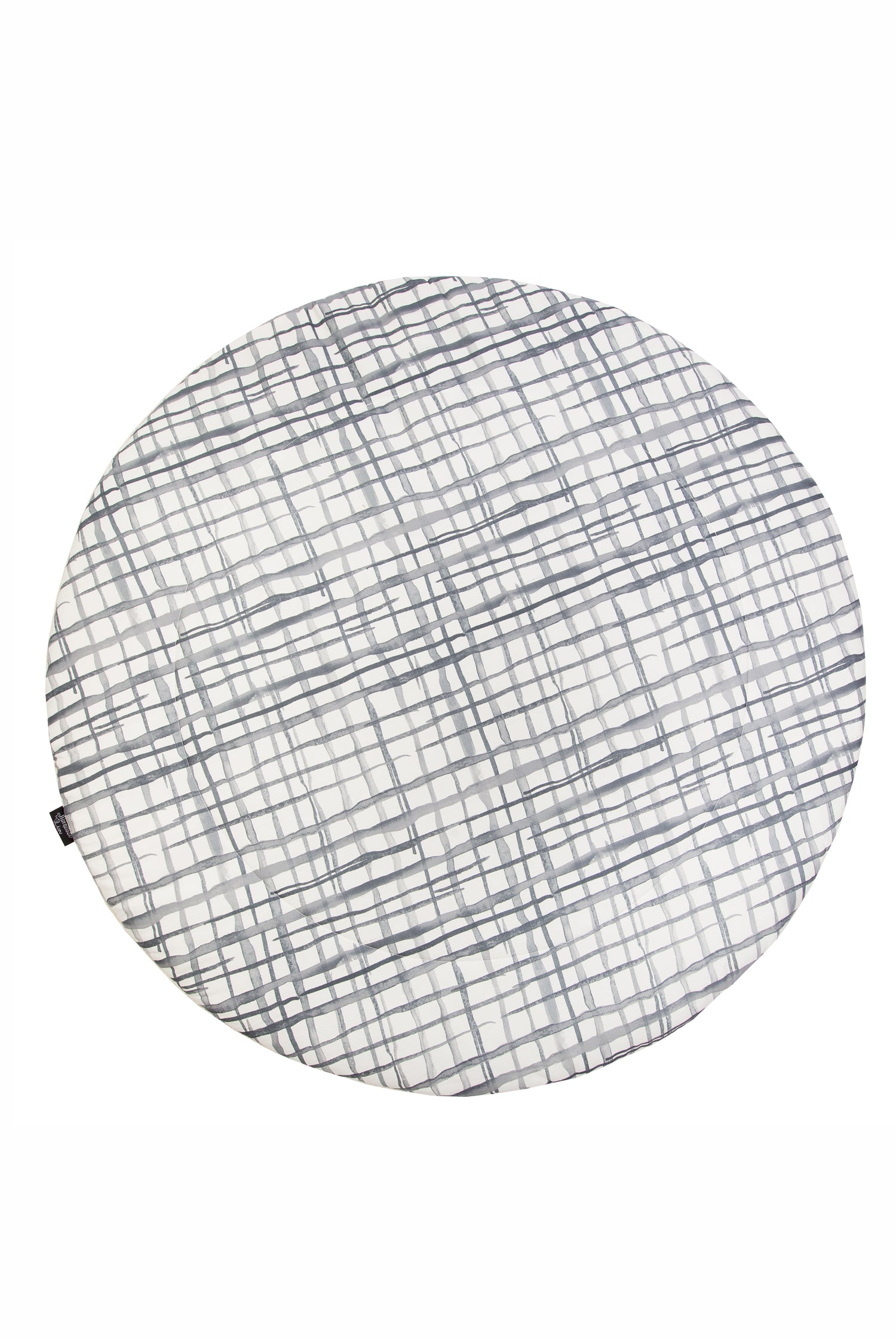 Swedish Check Activity Mat