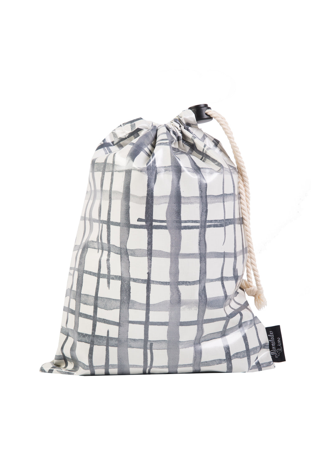 Swedish Check Wet Bag
