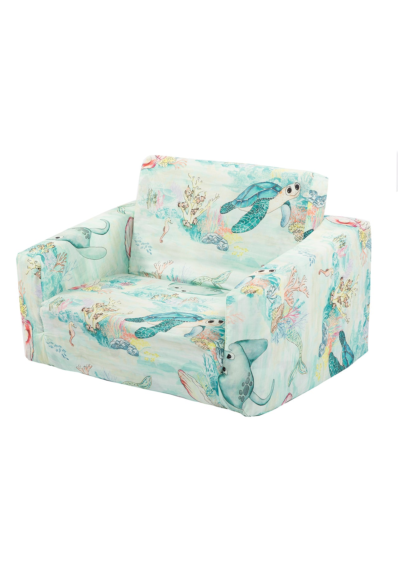 Pleasant Lady Elliot Island Toddler Couch Cover Pre Order Only Evergreenethics Interior Chair Design Evergreenethicsorg
