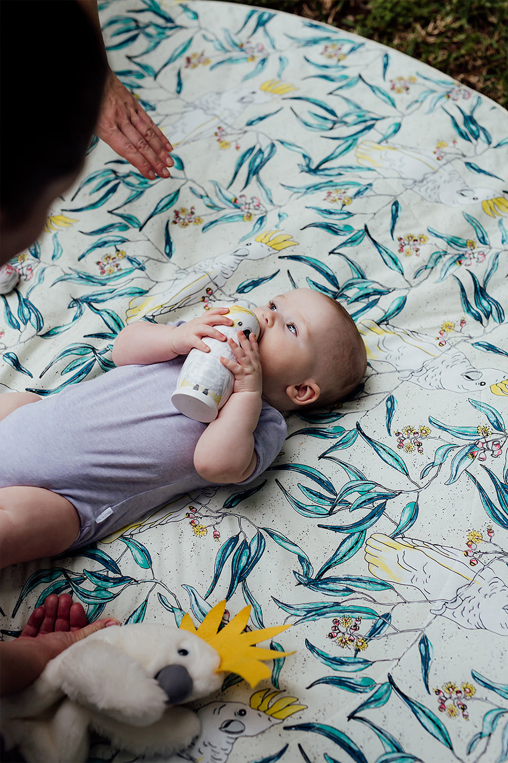 Cockatoo Super Activity Mat (Pre-Order Only)