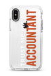 Accountant - PROTECH™ Limited Edition Convofest '19 X Casesbywf Phone Case