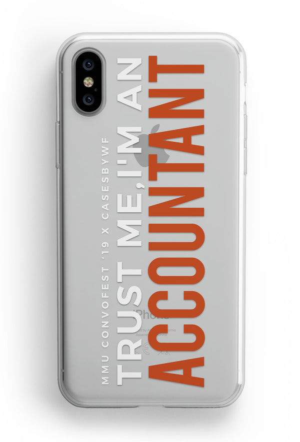 Accountant - KLEARLUX™ Limited Edition Convofest '19 X Casesbywf Phone Case