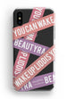 The Tagline - Limited Edition BeauTyra X Casesbywf Phone Case