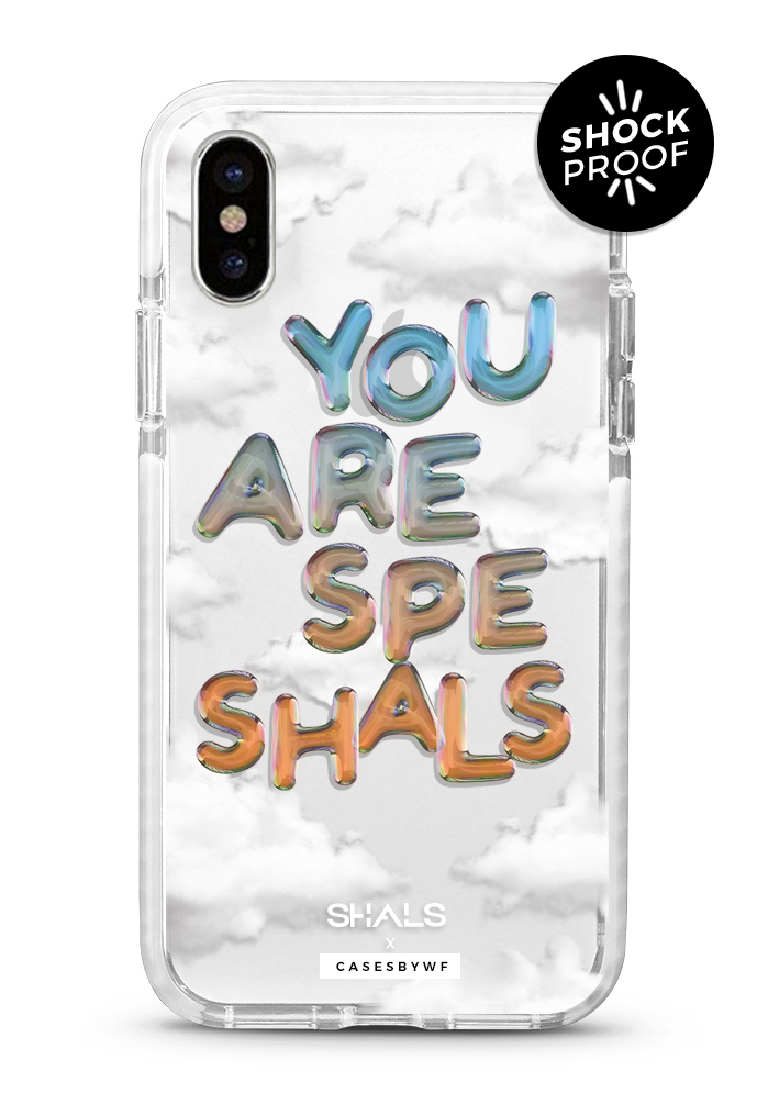 You Are Speshals - PROTECH™ Limited Edition Shals x Casesbywf Phone Case