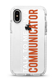 Communicator - PROTECH™ Limited Edition Convofest '19 X Casesbywf Phone Case