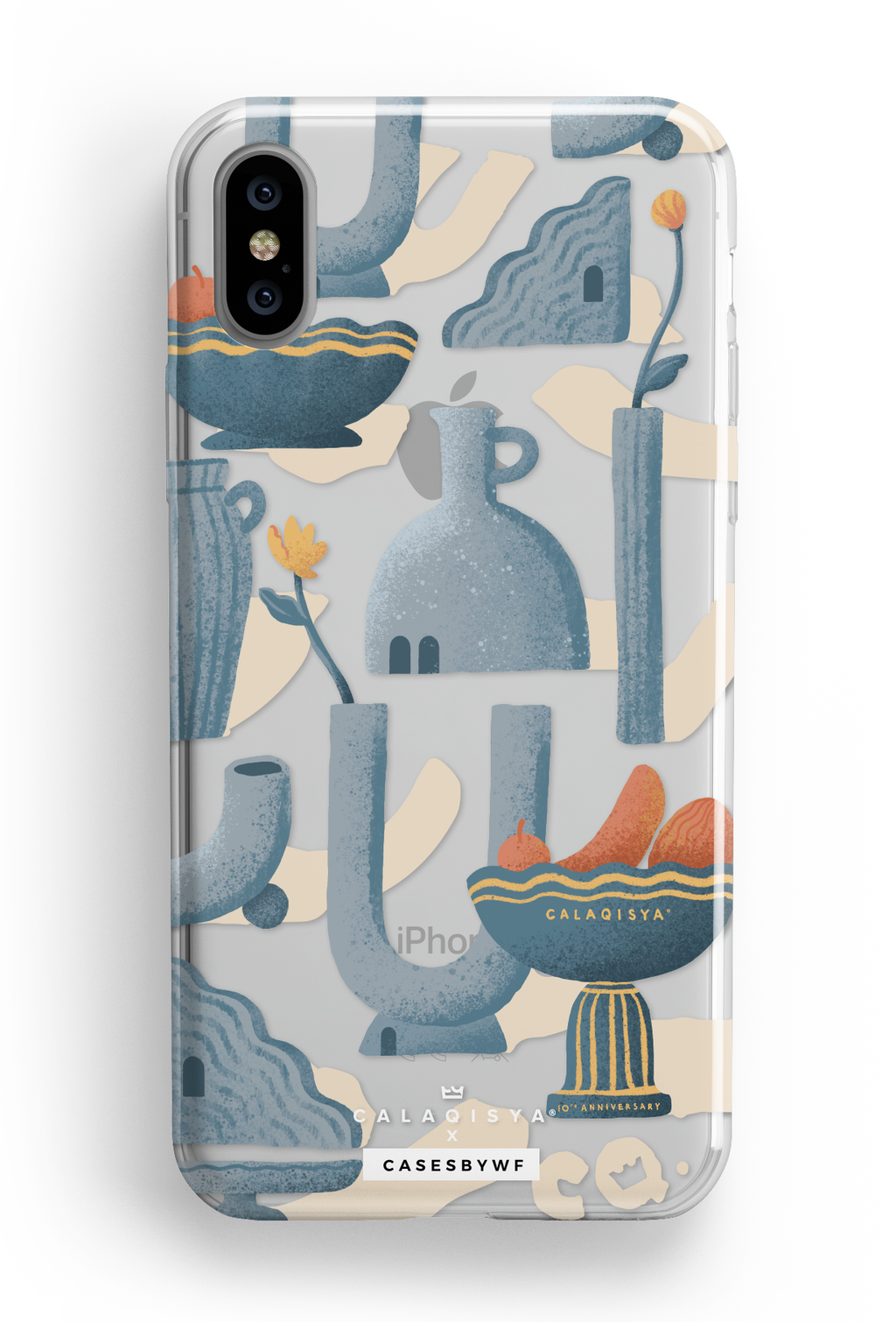 Origin - KLEARLUX™ Limited Edition CalaQisya x Casesbywf Phone Case