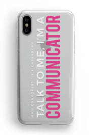 Communicator - KLEARLUX™ Limited Edition Convofest '19 X Casesbywf Phone Case