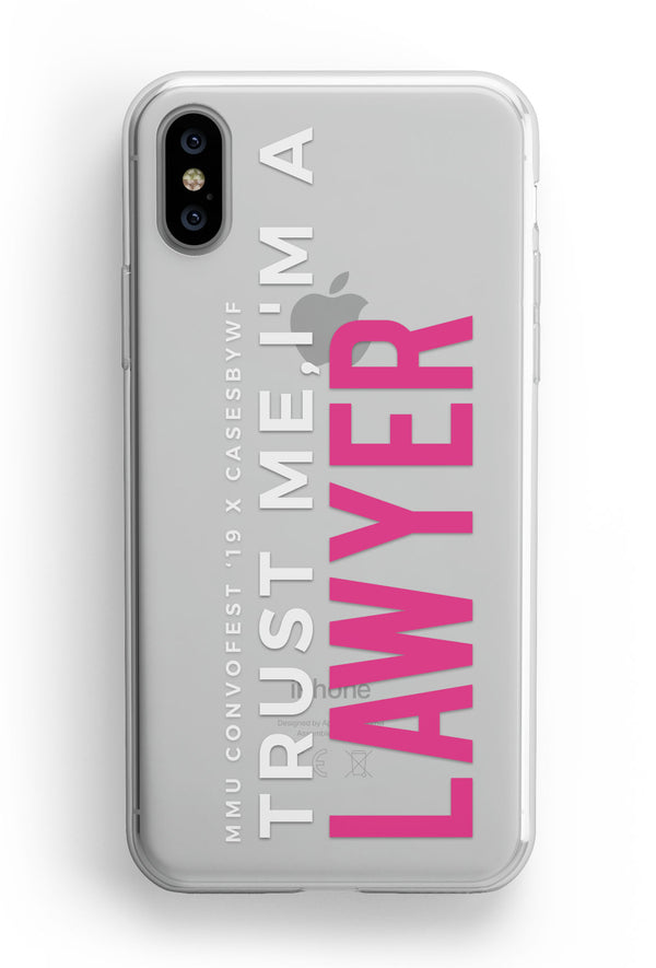 Lawyer - KLEARLUX™ Limited Edition Convofest '19 X Casesbywf Phone Case