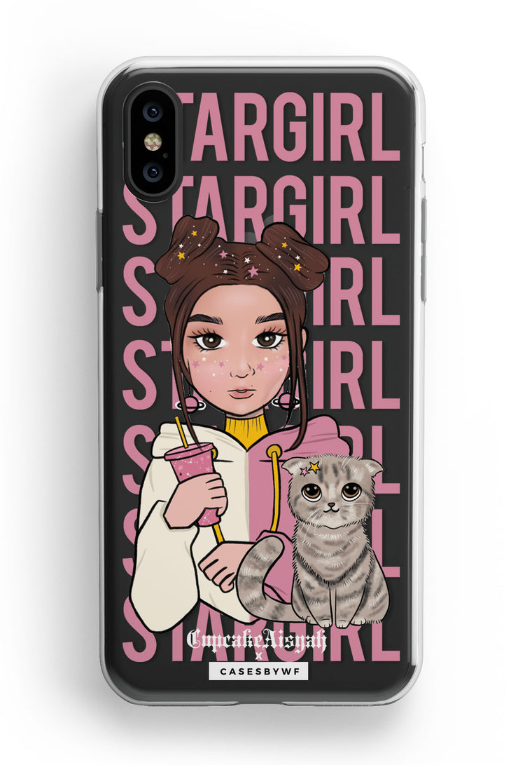 Stargirl - KLEARLUX™ Limited Edition Cupcake Aisyah X Casesbywf Phone Case