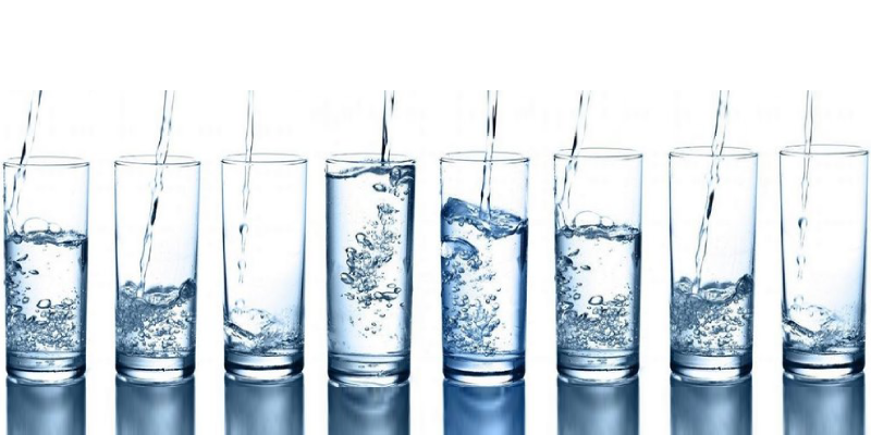 Benefits Of Drinking 8 Glasses Of Water Per Day