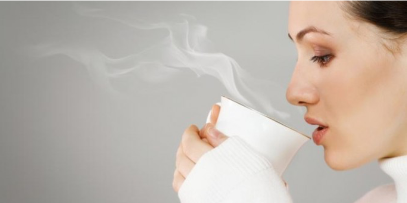 Benefits of Drinking Warm/Hot Water