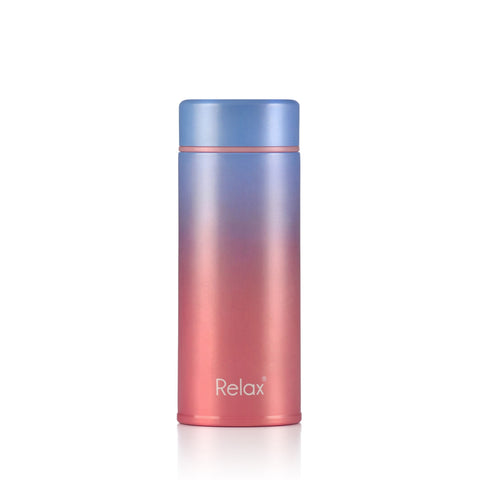 RELAX 250ML 18.8 STAINLESS STEEL THERMAL FLASK (PINK) - D2125-15