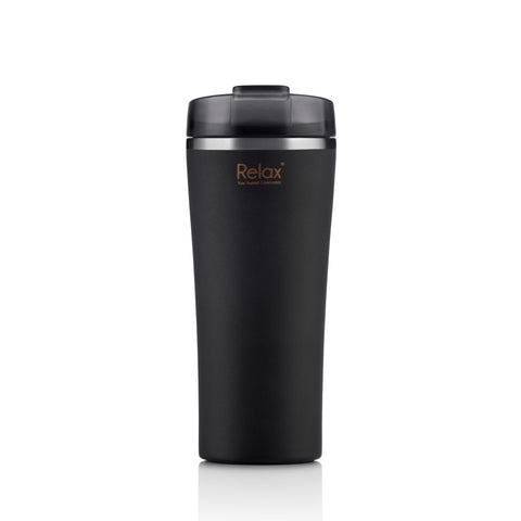 EXECUTIVE 480ML 18.8 S/S THERMAL TUMBLER (MATT BLACK)