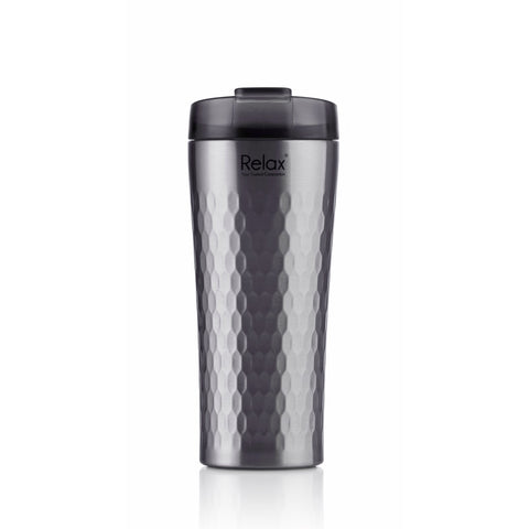 EXECUTIVE 480ML 18.8 S/S THERMAL TUMBLER - STAINLESS STEEL