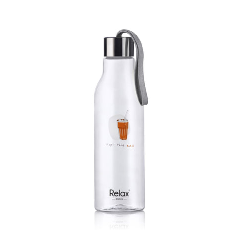 850ML RELAX TRITAN EVERYDAY BOTTLE - D7285 KOPI PENG