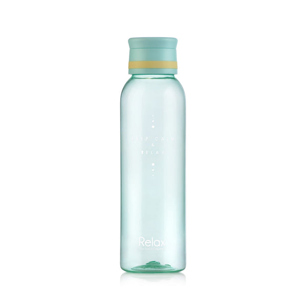700ML RELAX TRITAN WATER BOTTLE - D7307 CYAN