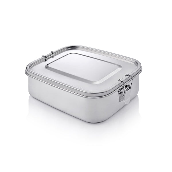 RELAX STAINLESS STEEL LUNCH BOX - 3 SIZE
