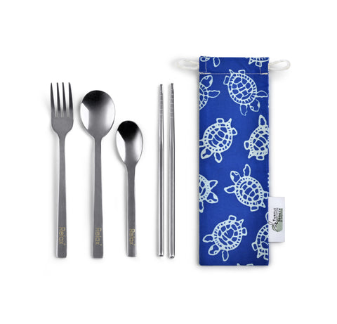 4 PCS FLATWARE SET