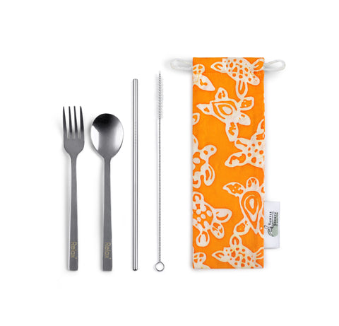 3 PCS FLATWARE SET