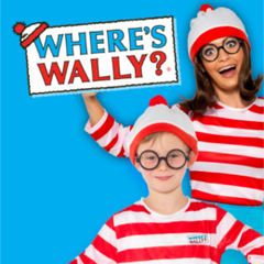 Book Week and Where's Wally