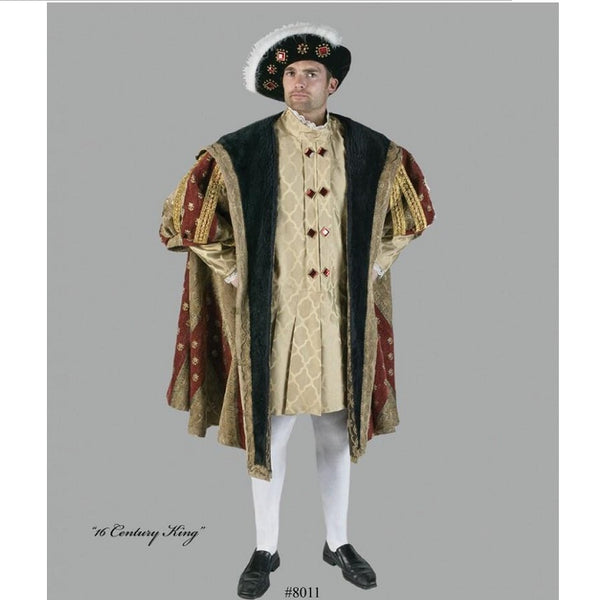 16th Century King - Hire