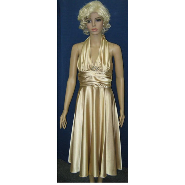 Marilyn-Gold - Hire