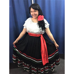 Mexican/Spanish Lady - Hire