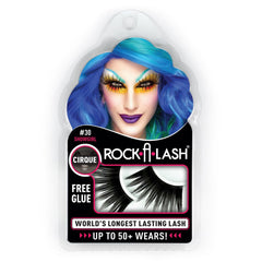 Rock A Lash - Cirque