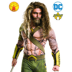 Aquaman Wig and Beard Adult