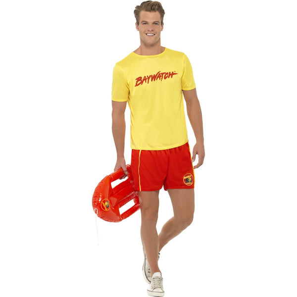 Baywatch Mens Beach Costume