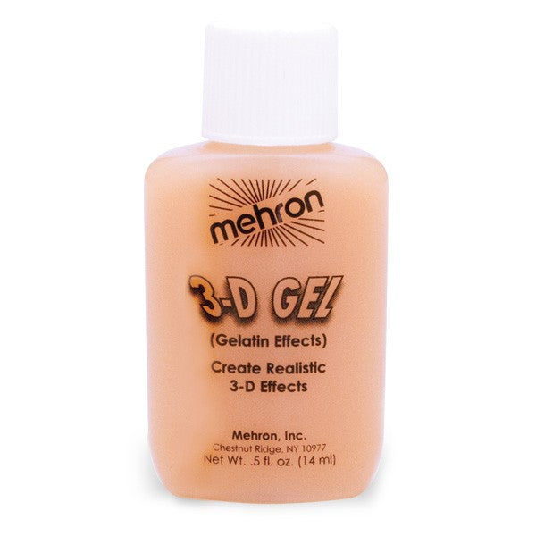 Mehron 3D Gel Flesh Colour 14ml