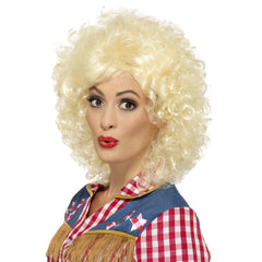 Rodeo Doll Wig in Blonde