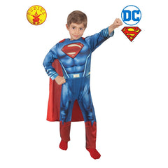 Superman Dawn of Justice Deluxe Child Costume