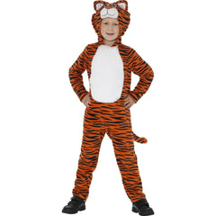 Tiger Costume, Orange & Black