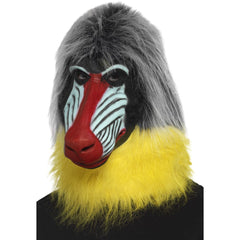 Adult Baboon Mask