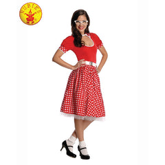 50s Nerd Girl Costume-Adult