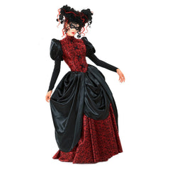 Royal Vampiress Deluxe Adult Costume