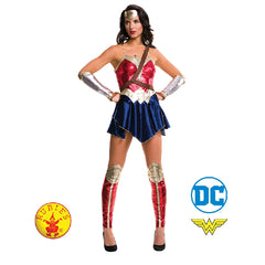 Wonder Woman Justice League Ladies Costume