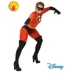 Mrs Incredible Ladies Costume - Incredibles 2