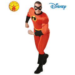 Mr Incredible Mens Costume - Incredibles 2