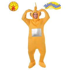 Laa-Laa Teletubbies Deluxe Costume - Adult