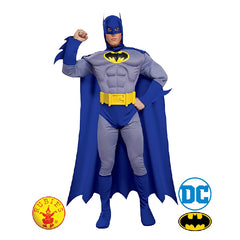 Deluxe Batman w/Muscle Chest - Adult