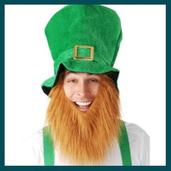 Leprechaun Hat with Beard