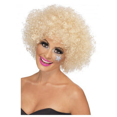 Afro - Blonde